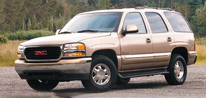 2000 GMC Yukon Reviews and Rating   Motor Trend 2000 GMC Yukon News and Reviews