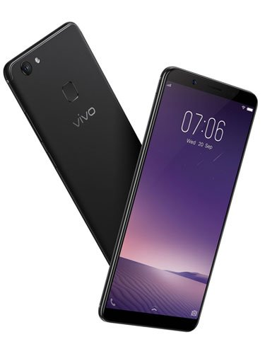 vivo v7 plus design