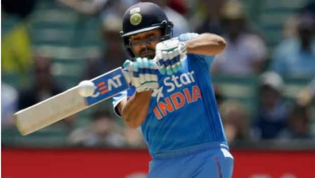 Rohit Sharma out for 99 in India vs Australia