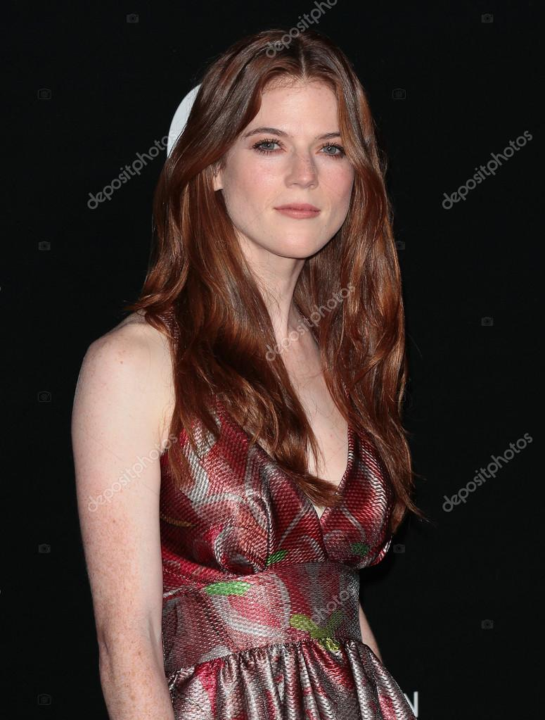 actress Rose Leslie     Stock Editorial Photo      Twocoms  126022172 Actress Rose Leslie at the BFI Luminous Funraising Gala at The Guildhall in  London  UK  6th Oct 2015     Photo by Twocoms