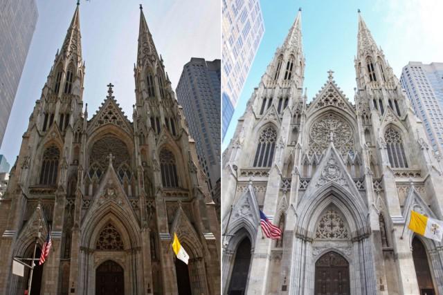 Catedral de San Patricio en Nueva York (EEUU)