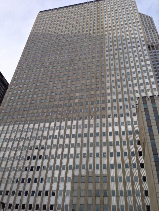 Prudential Building en Chicago (EEUU)