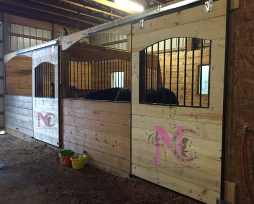 build your own stalls a practical barn diy stable style