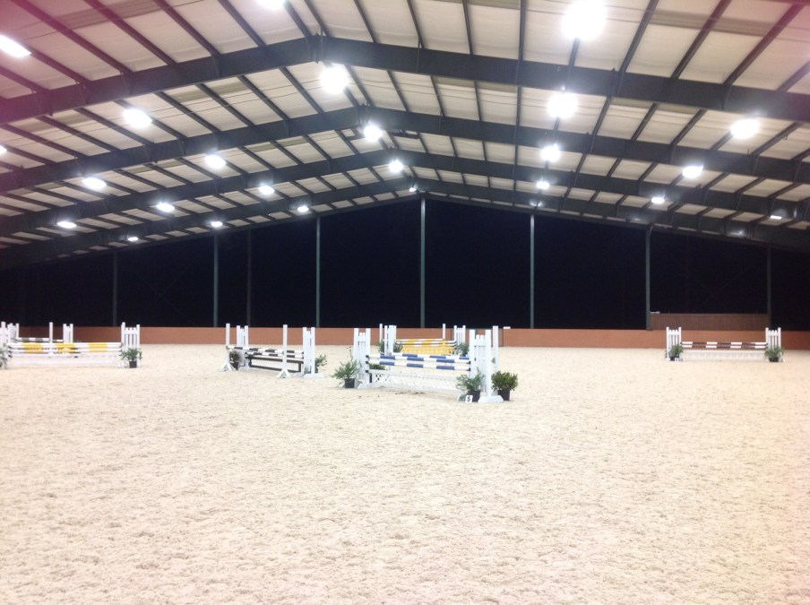 Featured Partner Spotlight:  Attwood Equestrian Surfaces and GGT Footing