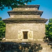 South Korea: Bunhwangsa Temple (분황사)