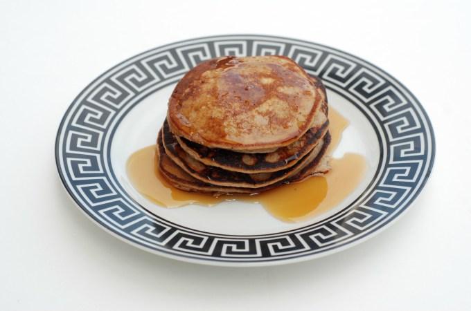 3 Ingredient Pancakes!