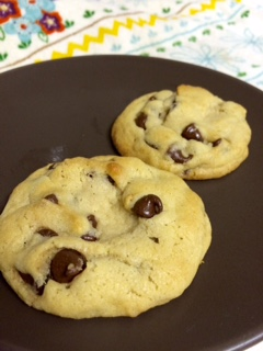 Perfect Chocolate Chip Cookies (And How I Make Them Without a Mixer)