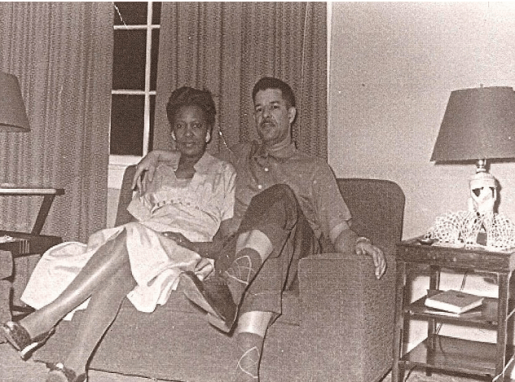 You and my grandfather in the '50s.