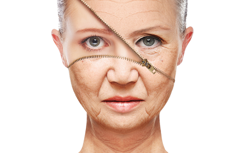 rejuvenation, lifting, tightening of facial skin, restoration of youthful skin anti-wrinkle
