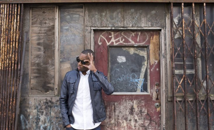 Trombone Shorty 2016 publicity photo
