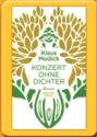 Cover: Klaus Modick: Konzert ohne Dichter
