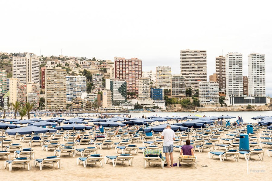 Benidorm, Levante Playa