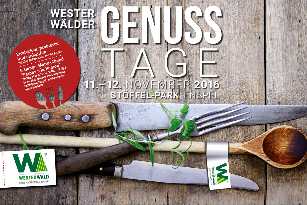 Westerwälder Genuss-Tage 2016 ©fotolila
