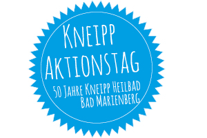 Kneipp Aktionstag Bad Marienberg
