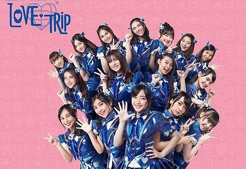 love trip jkt48 single