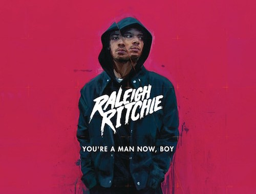 Audio: Raleigh Ritchie - 'The Chased'