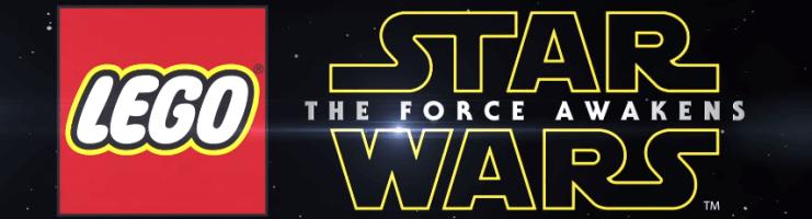 Lego Star Wars: The Force Awakens Reveal Trailer