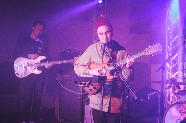 Hibou (Seatte, Washington) and his crew hit the stage with a truly joyful sound.