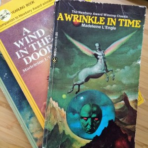 Love a Wrinkle in Time for what it is – a kids movie – and what it reminds us