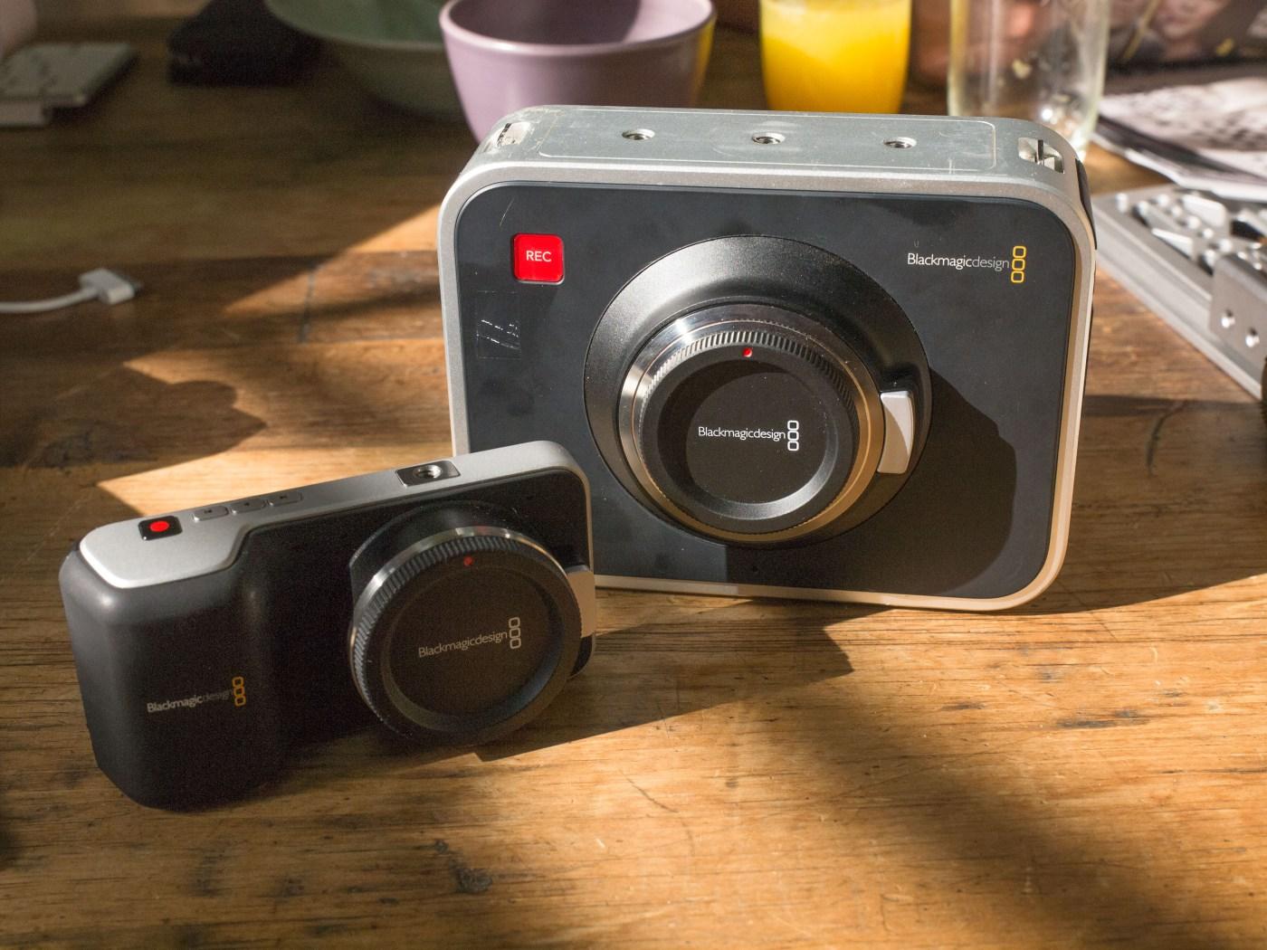 Formidable Olympus Digital Camera Nab Have Blackmagic Made Ir Own Camera Obsolete By Ir Student Rec Cameras dpreview Student Rec Cameras