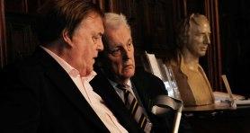 John Prescott and Hugh Dalyell, 2010