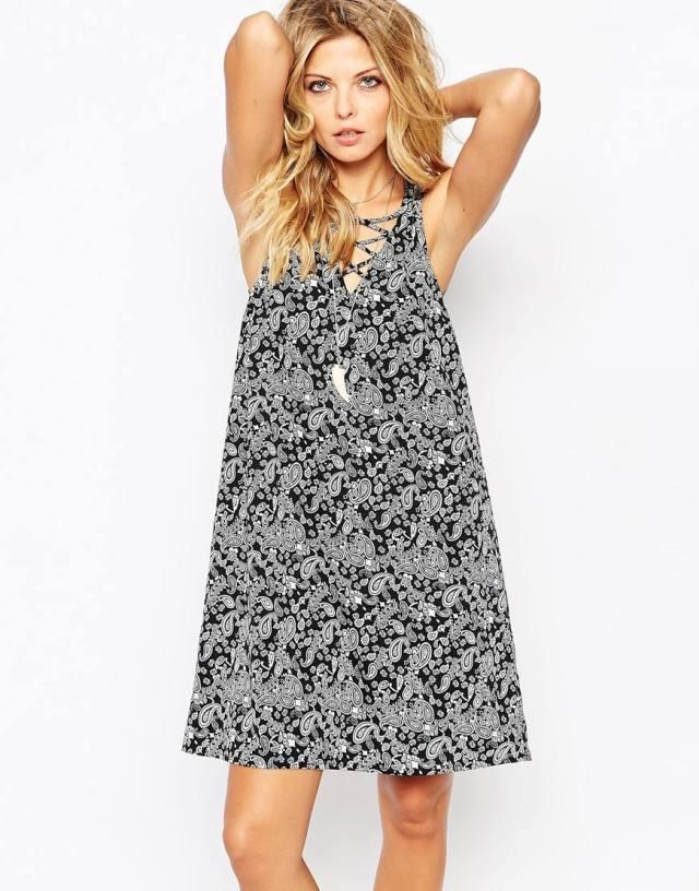ASOS-paisley-print-swing-dress