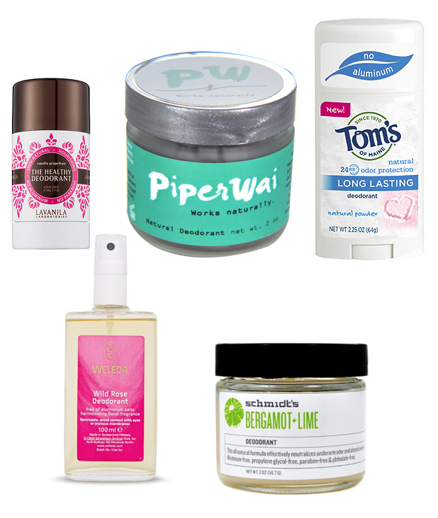 natural deodorants to try