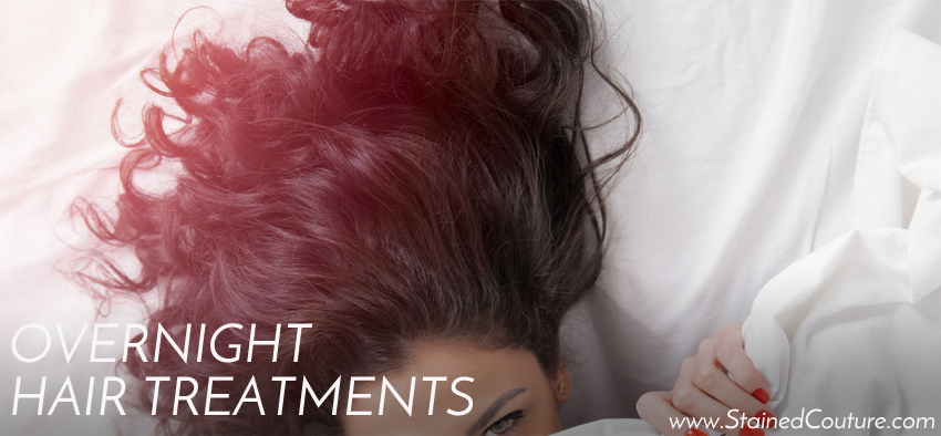 overnight hair treatments