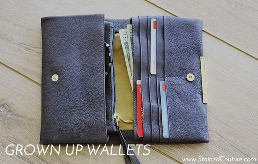 grown-up womens wallets