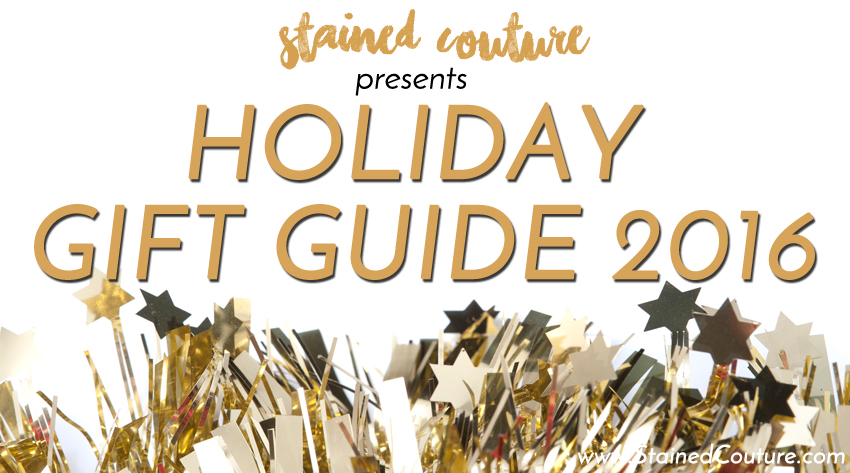 holiday gift guides 2016