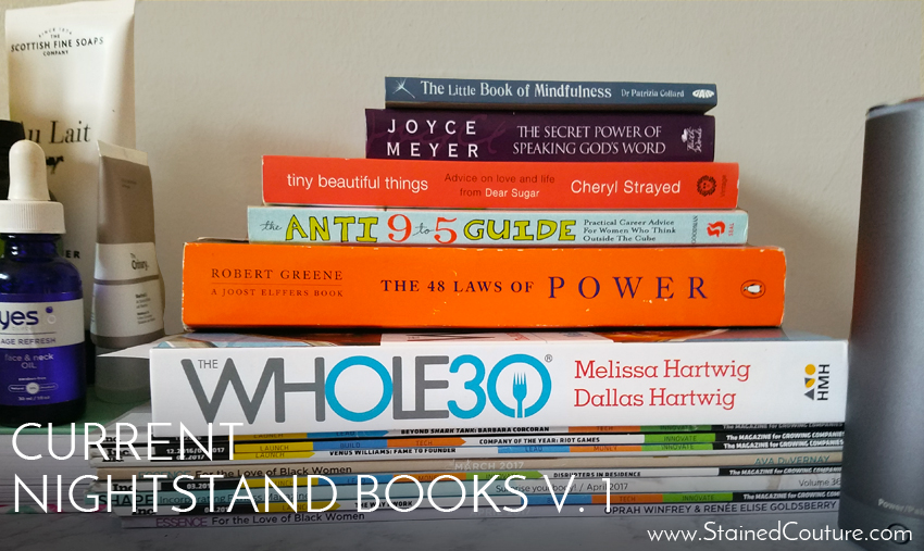 nightstand books v.1