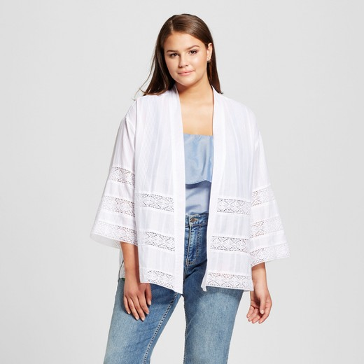 need from target lace kimono