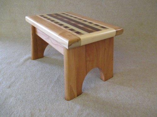 Medium Of Wood Step Stool