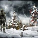 Сталкер, зима и новогодняя елка