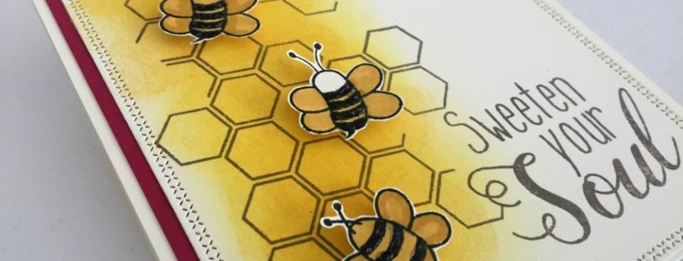 BEE KIND A COLOR BY FAITH FROM JOY CLAIR