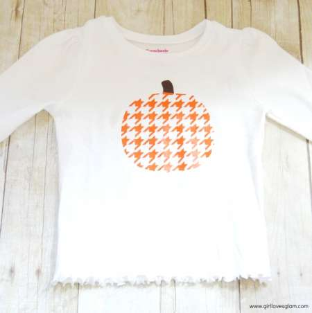 Project: Pumpkin Shirt