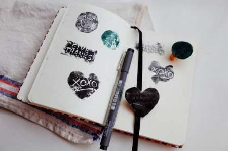 Tutorial: Make Your Own Stamps