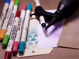 New Product: Marker Spritzer