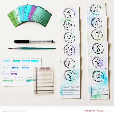 Project: Personalized Note Cards