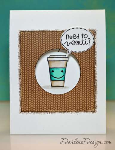 Project: Coffee Card