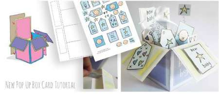 Tutorial: Pop Up Box Card