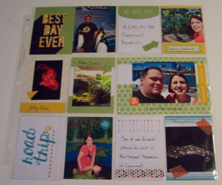 Product Review: Project Life with Stampin' Up