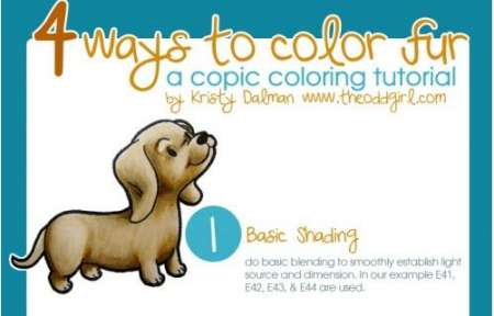 Tips: Marker Coloring Tips