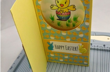 Project: Easter Diorama Card