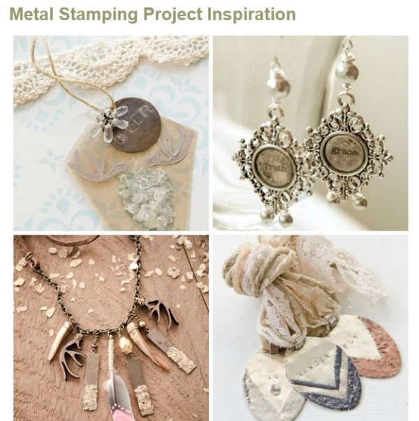 Projects: 9 Metal Stamping Projects and Inspiration