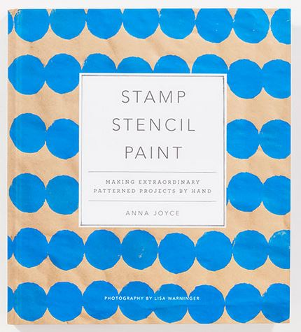 Book Review: Stamp Stencil Paint