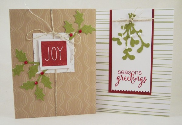 Review and Giveaway: Stampin' Up Paper Pumpkin Kit for November
