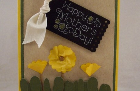 Review and Giveaway: Stampin' Up Paper Pumpkin Kit for April