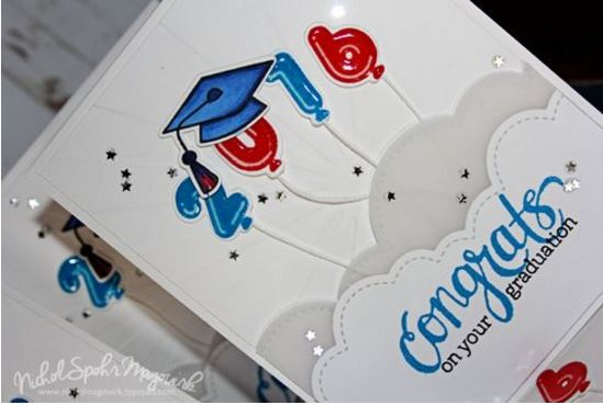 Project: Stamped Grad Cards