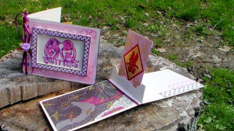 Project: Pop Up Gift Card Holder